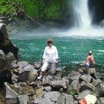 Swim Area at La Fortuna Waterfall