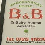 Maghernahar House