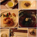 Dinner at ABU restaurant