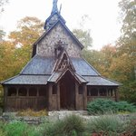 Washington Island Stavkirke