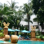 great tropical Garden