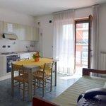 Cucina / soggiorno