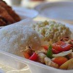 Kun Pao Chicken