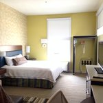 Privacy &/or darkening room shades in modern room