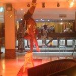 Entertainment - African Acrobats