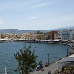 Chania Water front