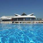 Hilton Doha pool