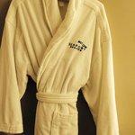 Nice plush robes