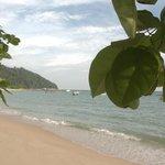 Another view of Pantai Bogak