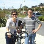 Le vélo en amoureux?! Optez pour un tandem.