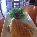 Bridge Cafe panini