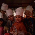 Our future chefs! Third generation