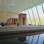 Temple inside MET