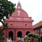Christ Church @ Dutch Square Melaka