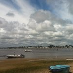 The harbour from Mudeford spit
