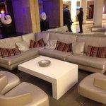 hotel melia white lobby
