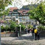 Thun  na  Suíça