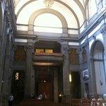 Chiesa di Santa Felicita, Palco granducale