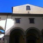 Chiesa di Santa Felicita, facciata