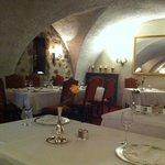 sehr schöner Speisesaal