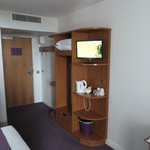 TV and Amenities