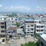 View of the beautiful and scenic Mandalay