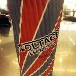 Voltage Espresso for the taste