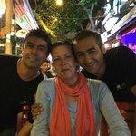 Murat, Claudia & Sahin