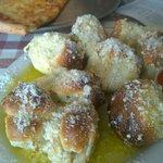 Garlic Knots - worlds best