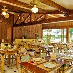 terrasse couverte restaurant
