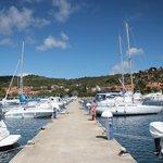 Hafen von Porto Ottiolu