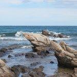 Küste von Porto Ottiolu