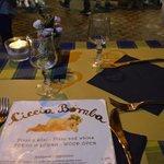 Ciccia Bomba - notre table