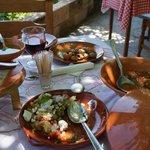Artemida Taverna snails