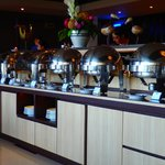 The Kana  Kuta - At the Restaurant - Buffet