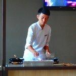 The Kana Kuta - At the Restaurant - Egg's cooker