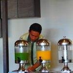 The Kana  Kuta - At the Restaurant - Juice Bar