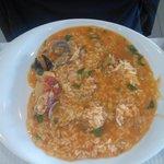 melhor arroz de marisco