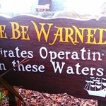 Pirates operating in these waters! Aaarrrrr