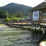 Porto 16 restaurantes onde fica a cachoeira