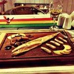 Smoked fish platter :))