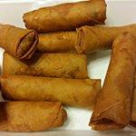 Cambodian egg rolls
