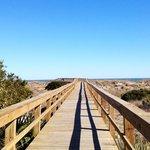 Stroll on the beach 45 min away.