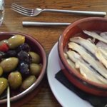 Olives and Anchovies