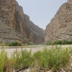 Santa Elena Canyon on the Rio Grande