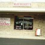 Aunt B's is located inside Mayberry's of Hurricane