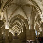 Medieaval vaulted ceiling