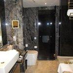 綺麗で整った浴室