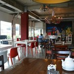 breakfast area/restaurant