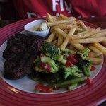 Steak Dinne